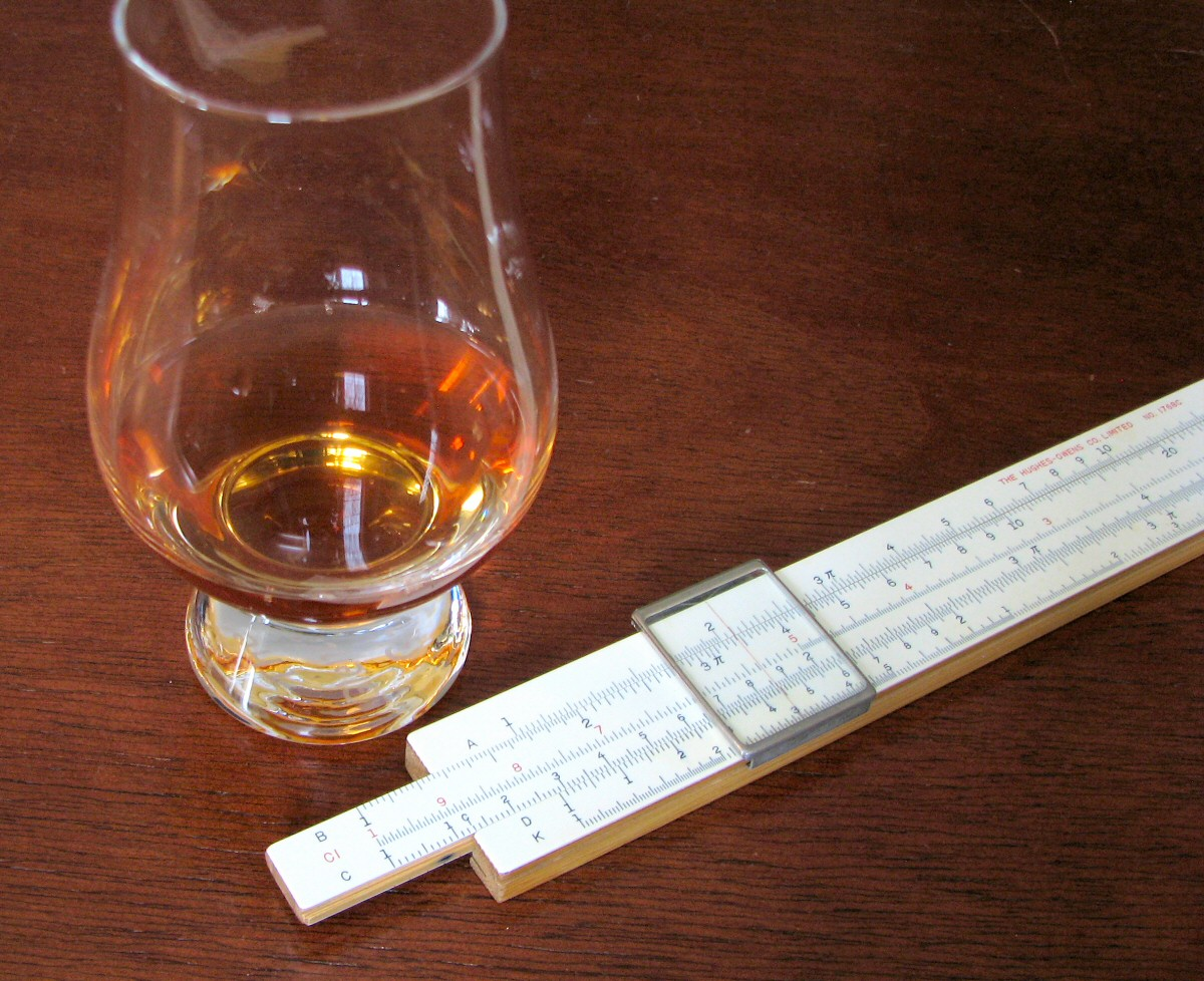 The science of Maths and Whisky