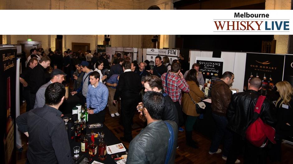 Melbourne Whisky Live
