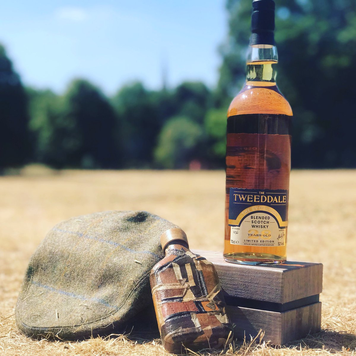 The Evolution - Rediscovering The Borders Whisky Heritage with an Award Winning Blend