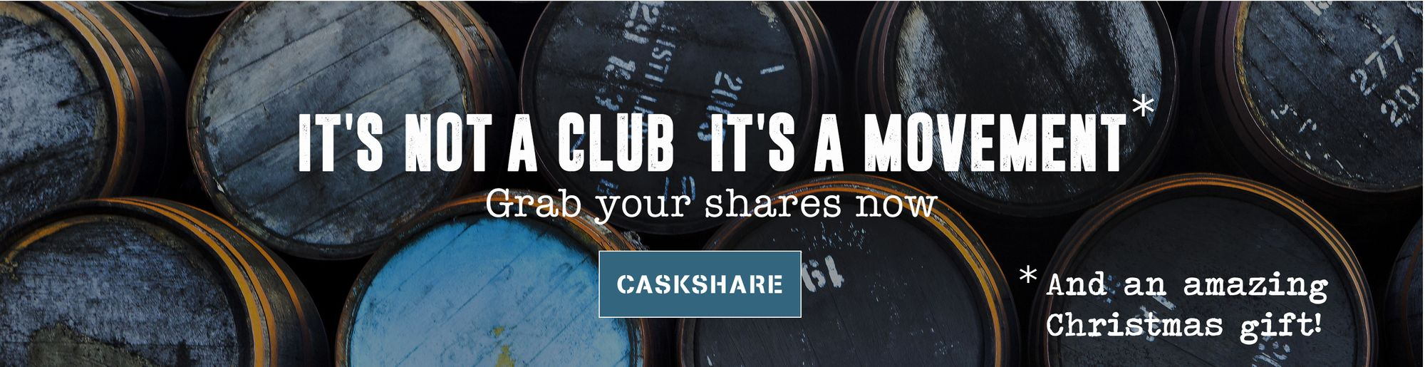 Caskshare as a Gift! Our 7 Step Guide for a One-of-a-Kind Whisky Gift