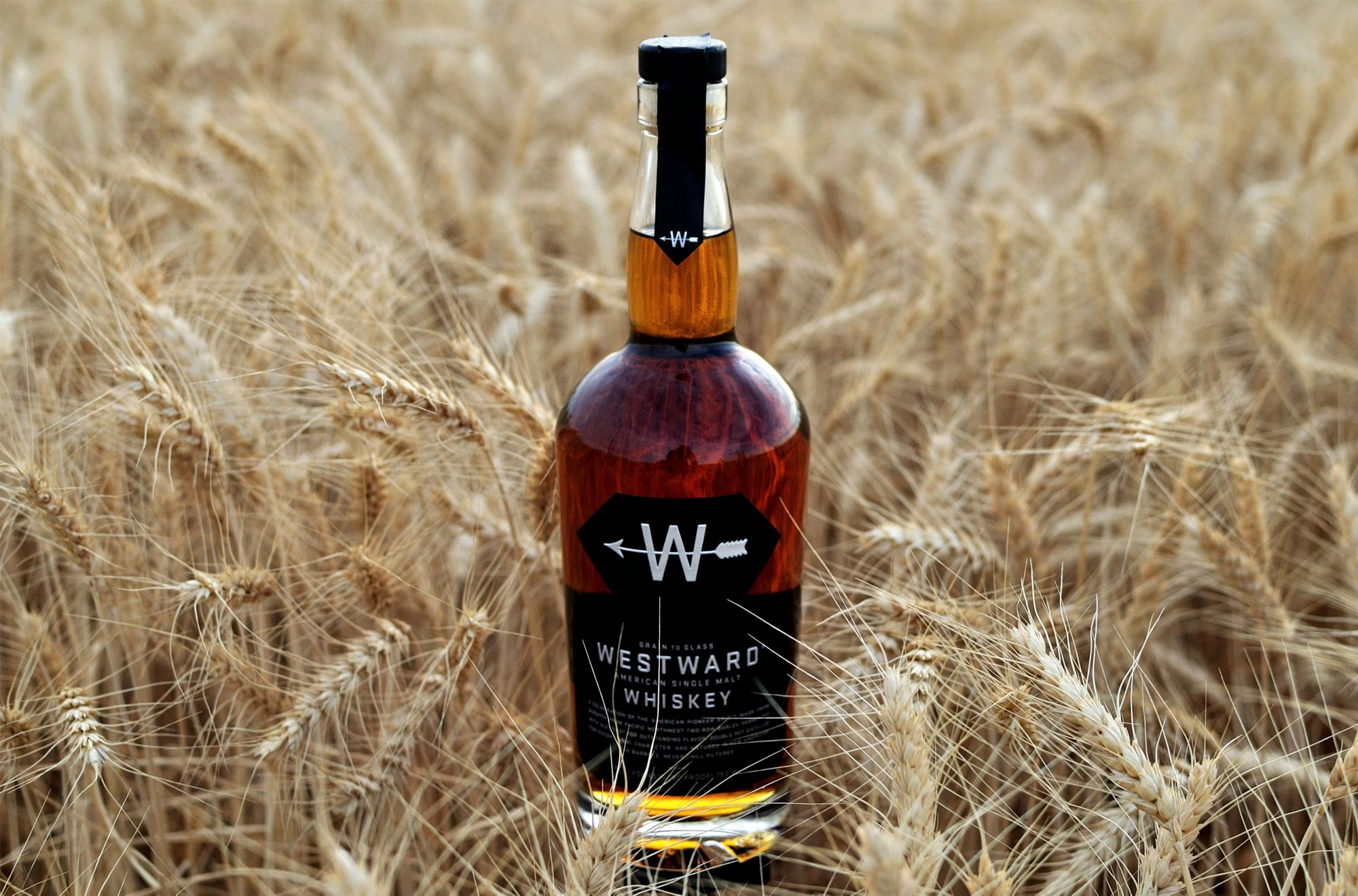 All-American Single Malt: Westward Whiskey arrives at CWC